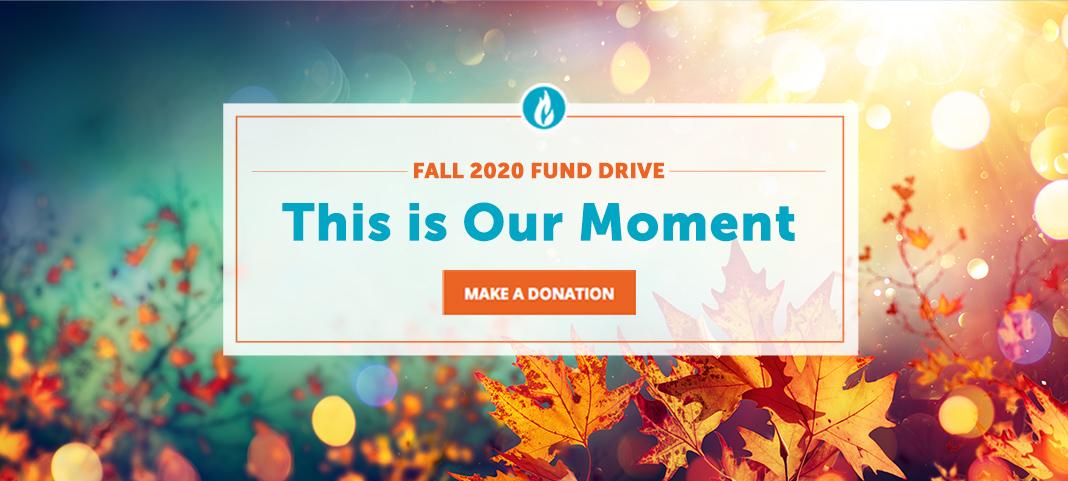 Fall 2019 Fund Drive